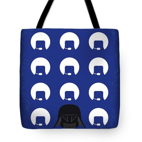 No1015 My Spaceballs Minimal Movie Poster Tote Bag