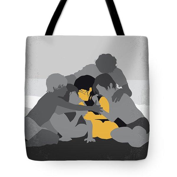 No1035 My Roma Minimal Movie Poster Tote Bag