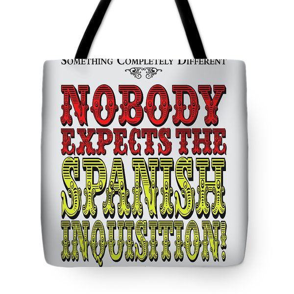 No17 My Silly Quote Poster Tote Bag