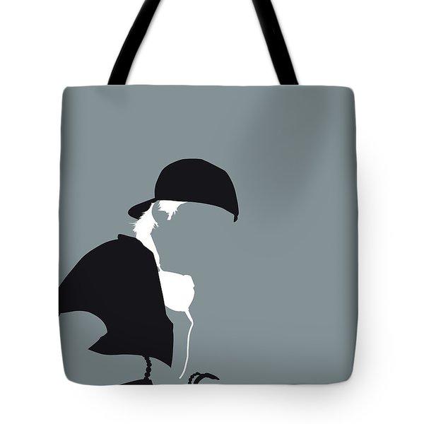 No217 My Avicii Minimal Music Poster Tote Bag