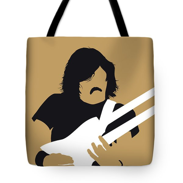 No230 My The Eagles Minimal Music Poster Tote Bag