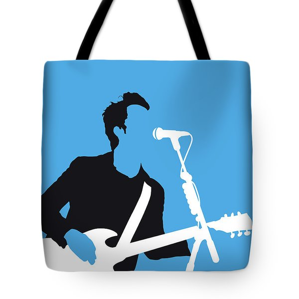 No239 My Stereophonics Minimal Music Poster Tote Bag