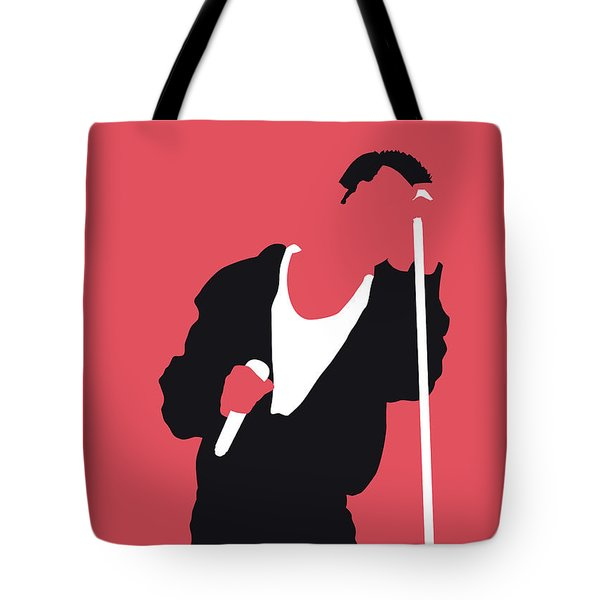 No242 My Depeche Mode Minimal Music Poster Tote Bag