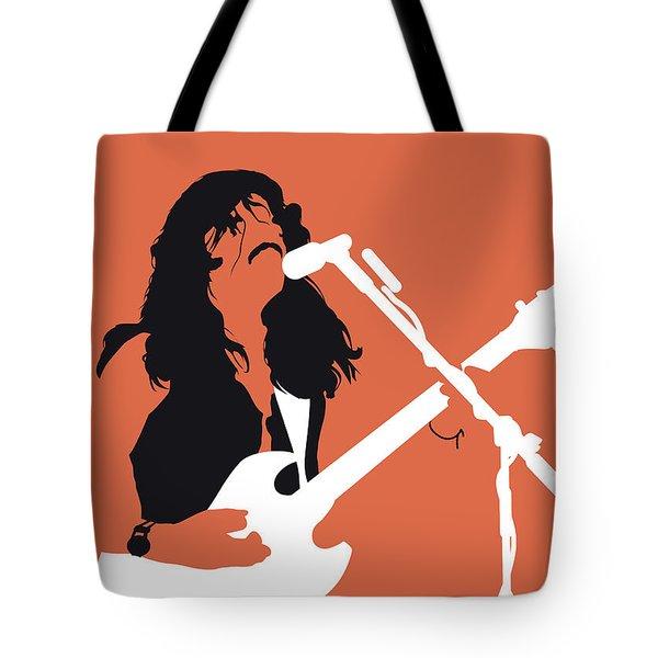No243 My Doobie Brothers Minimal Music Poster Tote Bag