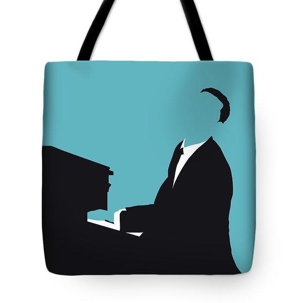 No255 My John Legend Minimal Music Poster Tote Bag