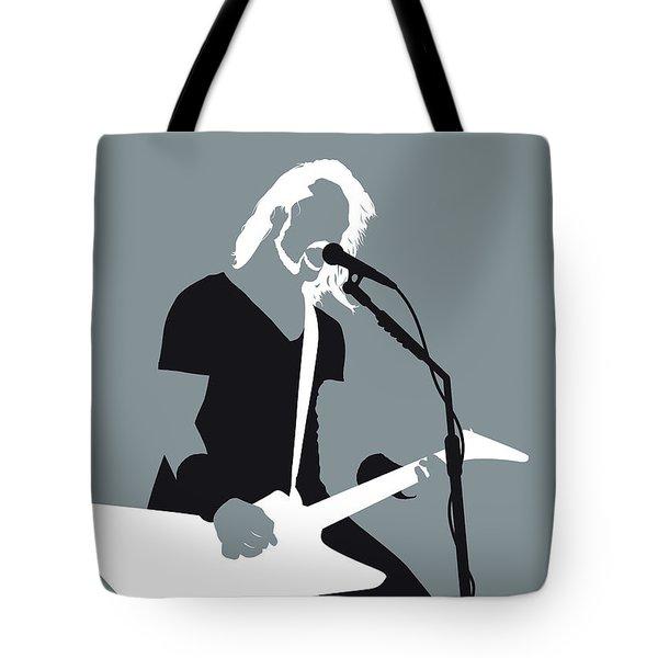 No257 My Metallica Minimal Music Poster Tote Bag