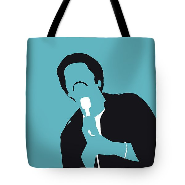 No265 My Ben E King Minimal Music Poster Tote Bag