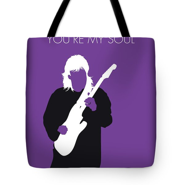 No281 My Modern Talking Minimal Music Poster Tote Bag
