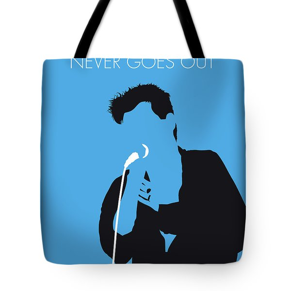 No289 My The Smiths Minimal Music Poster Tote Bag