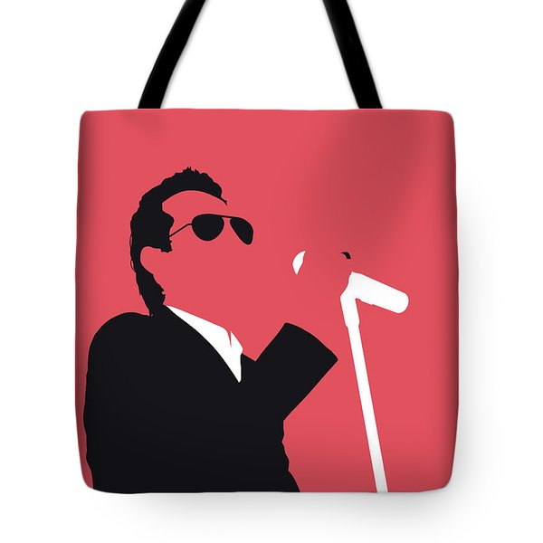 No292 My Marc Anthony Minimal Music Poster Tote Bag