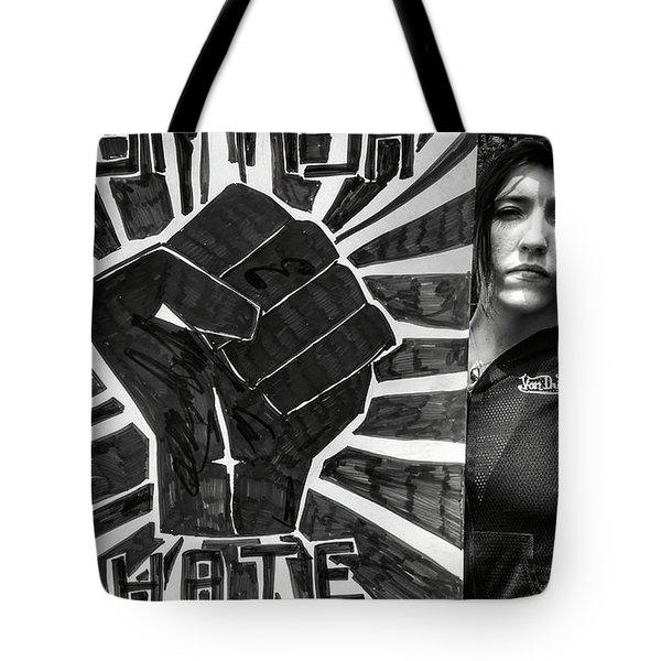 Noh8n Tote Bag