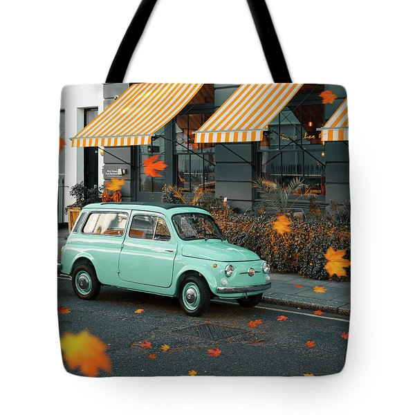 Norman Tote Bag