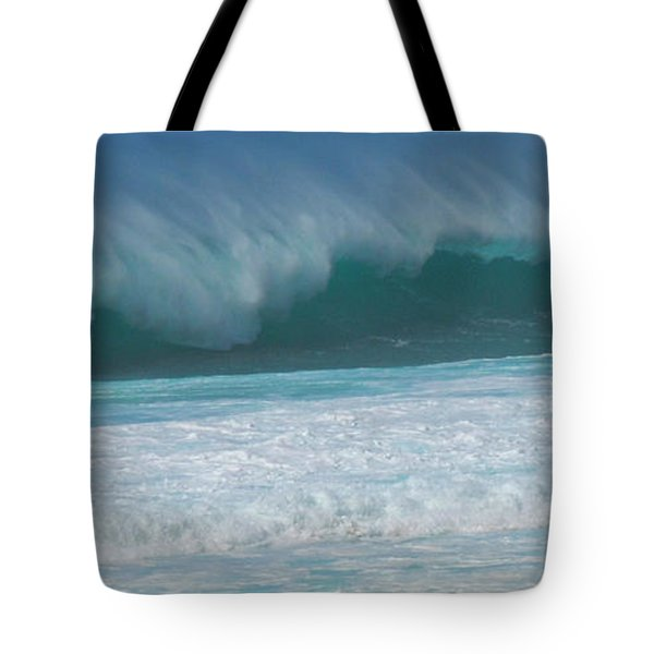 North Shore Surf's Up Tote Bag