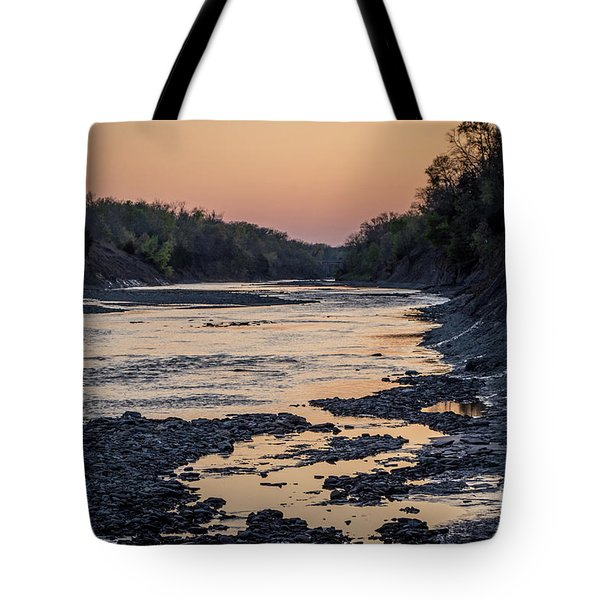 North Sulphur Tote Bag