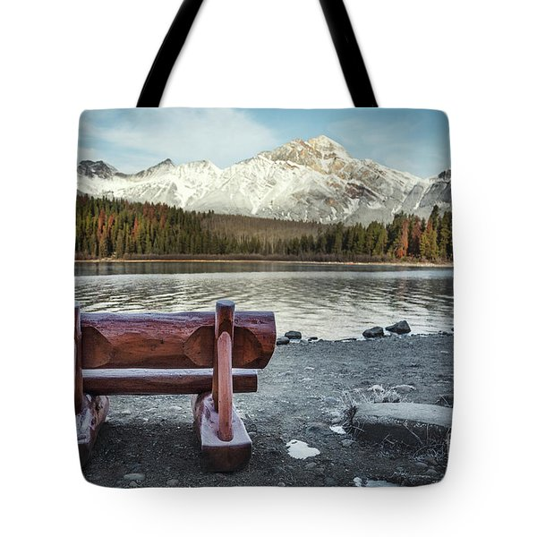 Northern Comfort Tote Bag