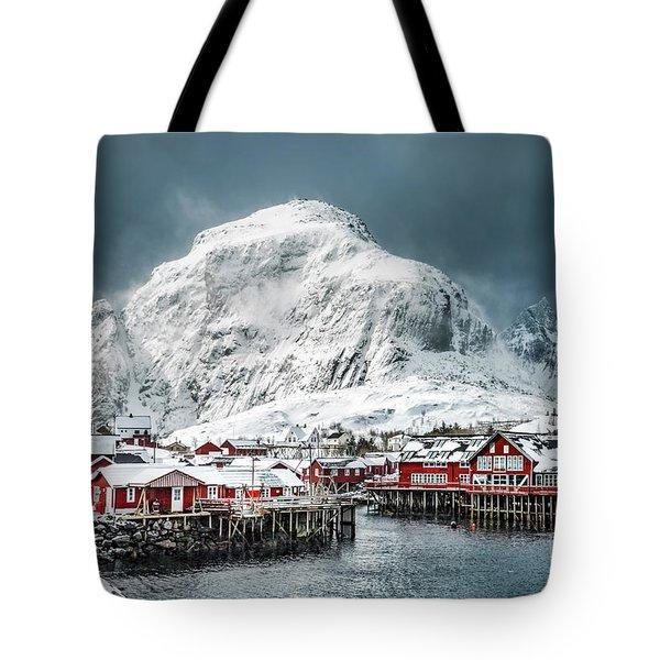 Northern Shores Tote Bag