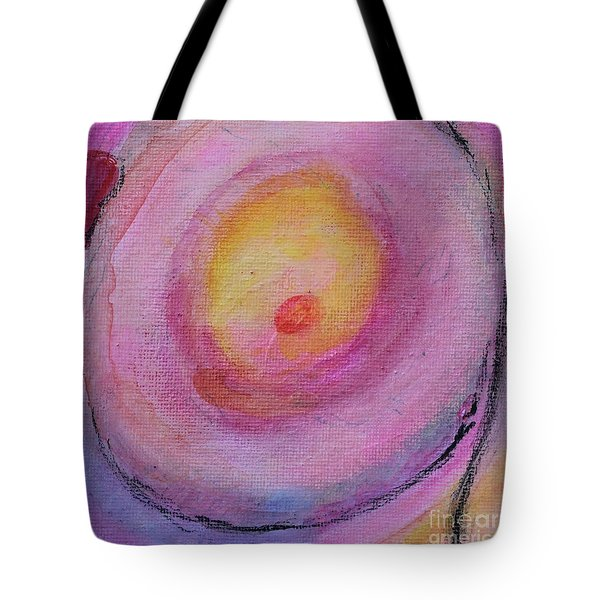 Tote Bag featuring the painting Not Botched by Kim Nelson