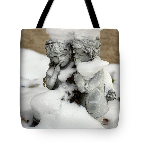 Not-so-famous Doughboy Tote Bag