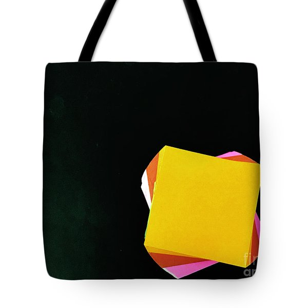 Note Worthy Tote Bag