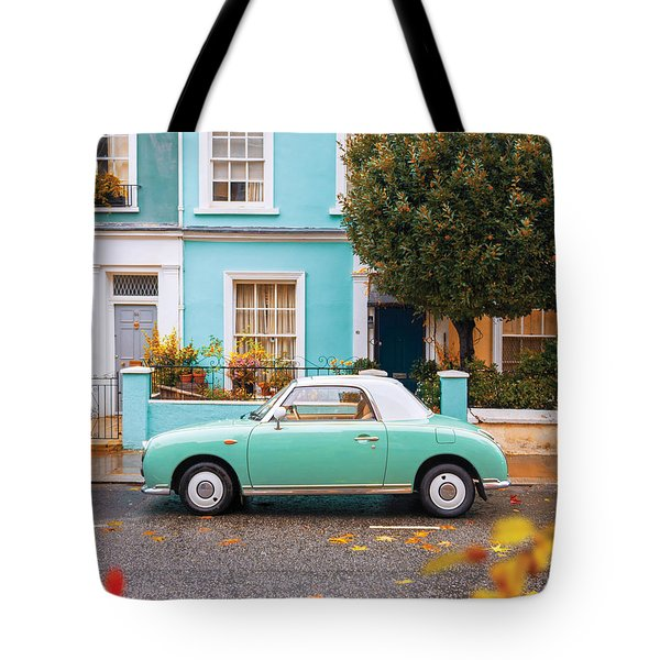 Notting Hill Vibes Tote Bag
