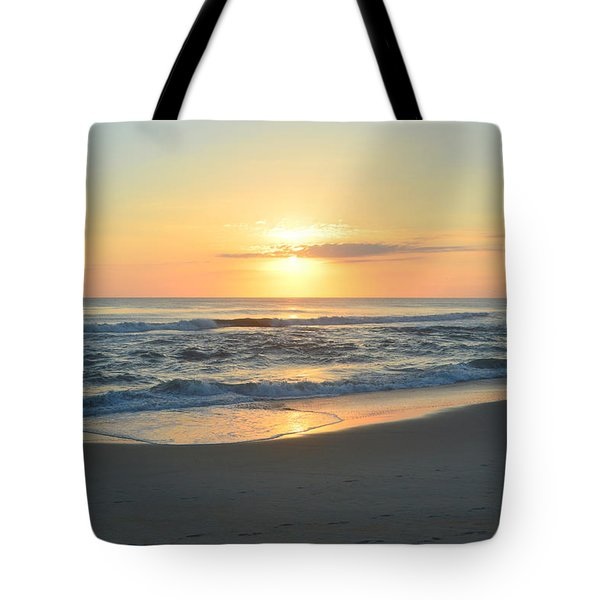 Tote Bag featuring the photograph November 3, 2018 by Barbara Ann Bell