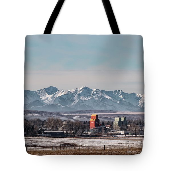 November Nanton Tote Bag