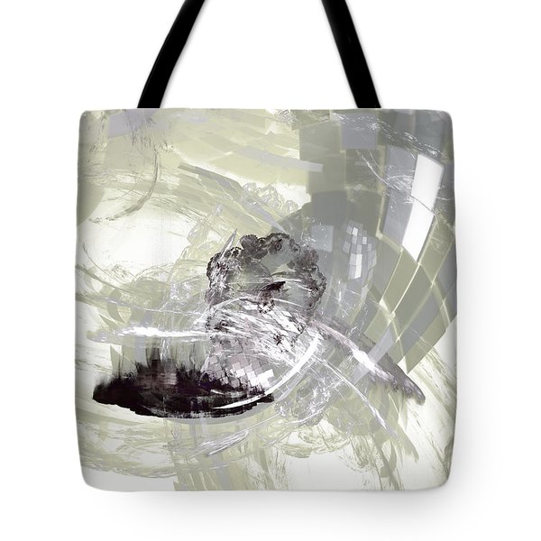 Nuclear Power Tote Bag