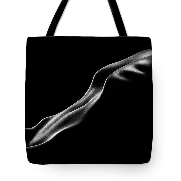 Nude Woman Bodyscape 10 Tote Bag