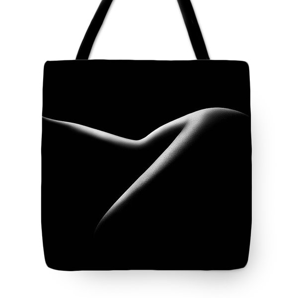 Nude Woman Bodyscape 15 Tote Bag