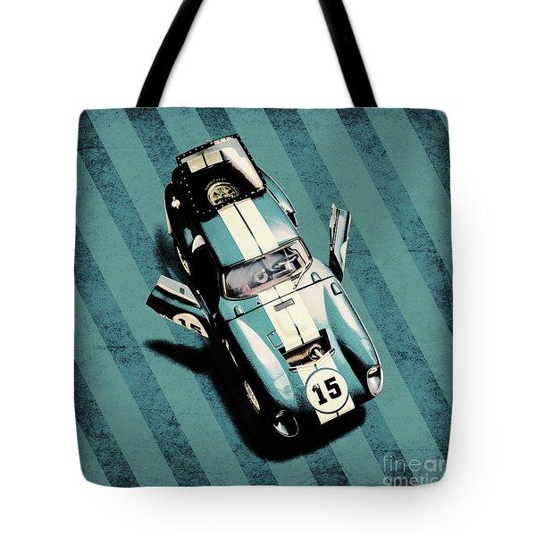 Number 15 Tote Bag