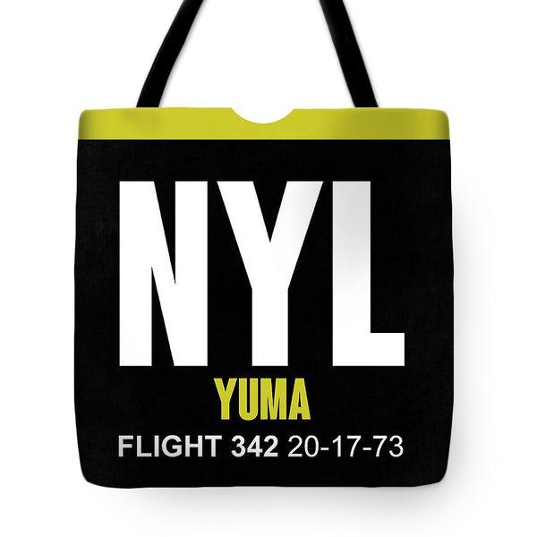 Nyl Yuma Luggage Tag II Tote Bag