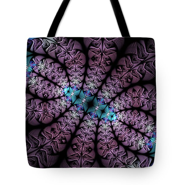 Tote Bag featuring the digital art Obadiah by Missy Gainer
