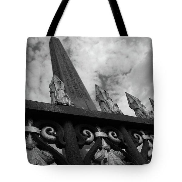 Obelisk Two Tote Bag