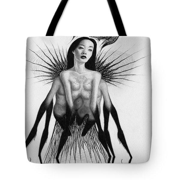 Oblivion Queen - Artwork Tote Bag