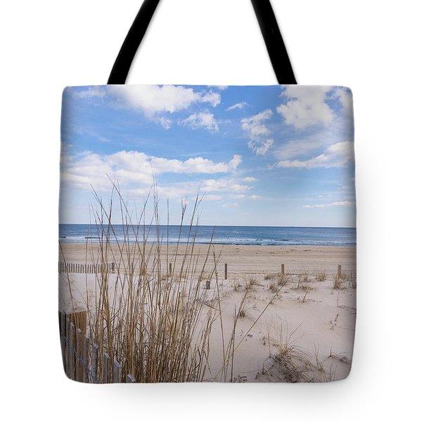 Ocean Dune Tote Bag
