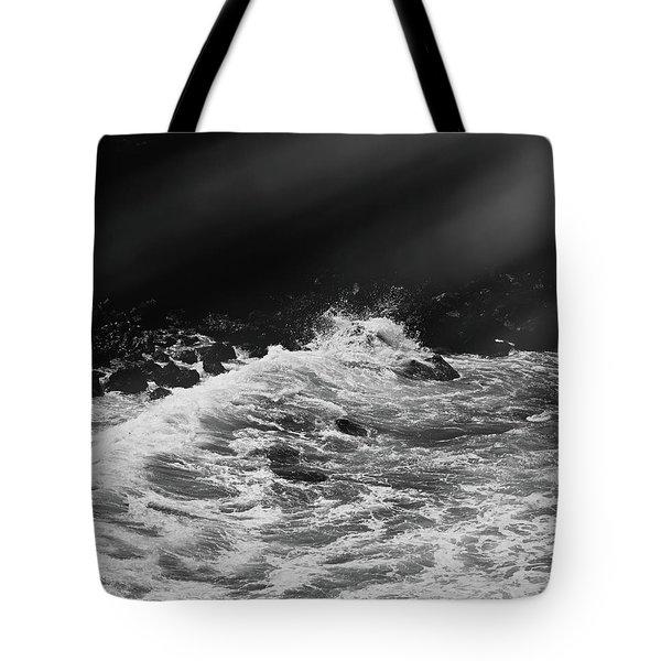 Ocean Memories Iv Tote Bag