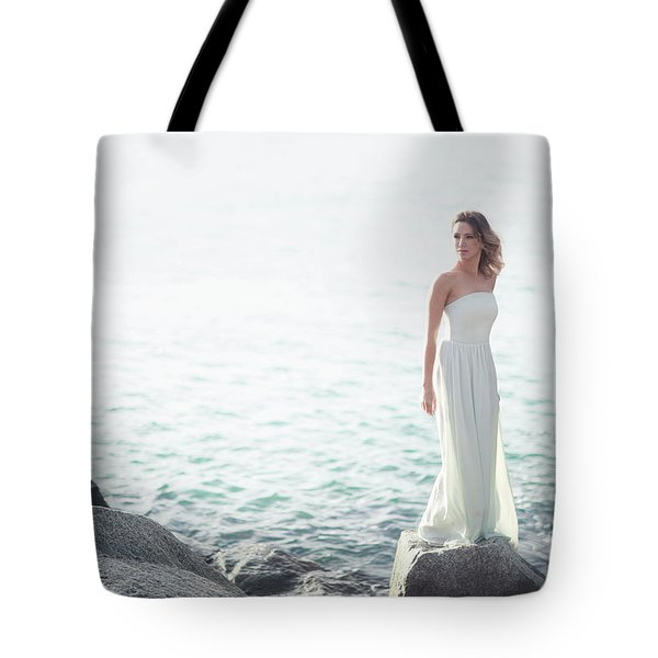 Ocean Song Tote Bag
