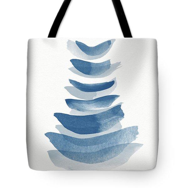 Ocean Zen 2 - Art By Linda Woods Tote Bag