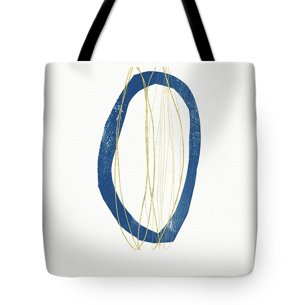 Ocean Zen 4- Art By Linda Woods Tote Bag
