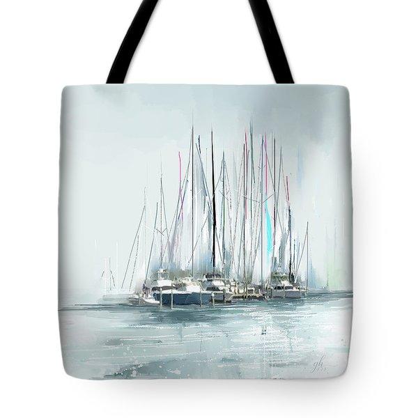 Oceana Idyll Tote Bag
