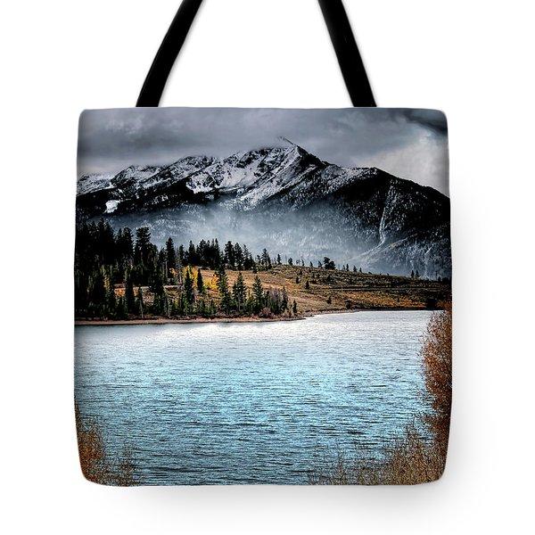 October Morning Tote Bag