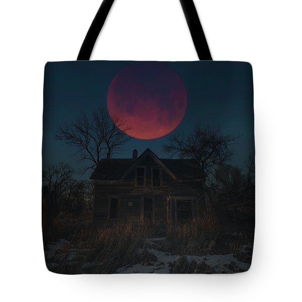Tote Bag featuring the photograph Of Wolf And Man  by Aaron J Groen