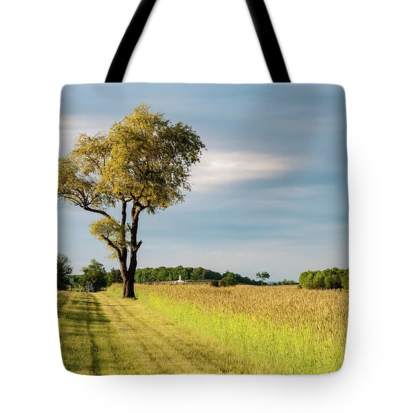 Off The Road Tote Bag