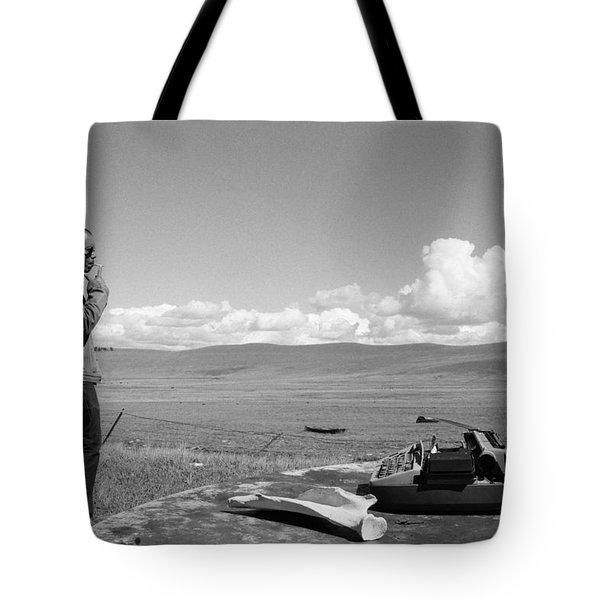 Office Of The Poet Tote Bag