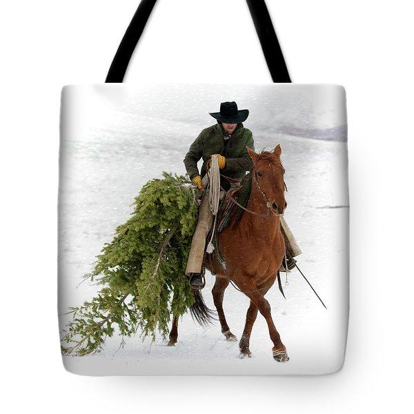 Oh, Christmas Tree Tote Bag