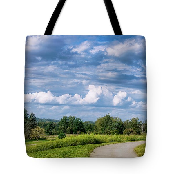 Oh What A Beautiful Day Tote Bag
