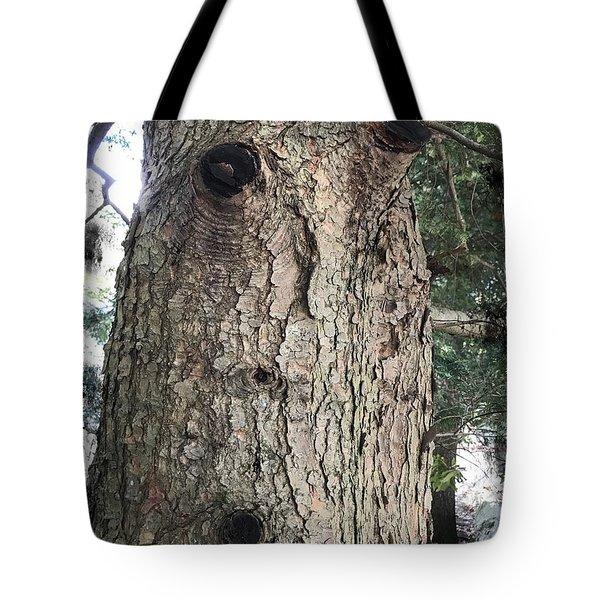 Ohhhhhh Tote Bag
