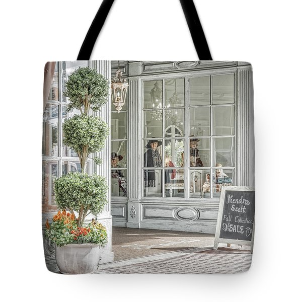 Tote Bag featuring the photograph Old Days by Joe Paul