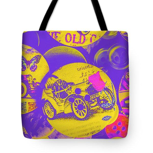 Old Fashion Fix Tote Bag