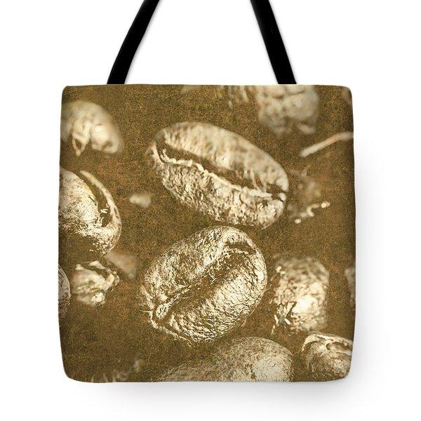 Old Gold Roast Tote Bag